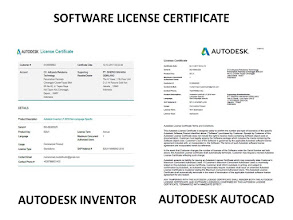 AUTODESK LICENSE