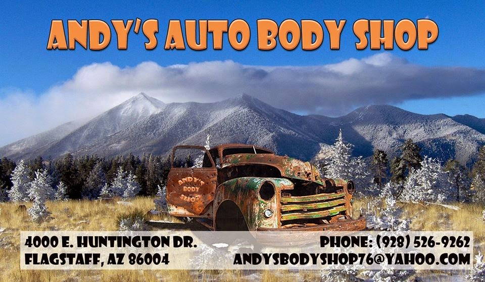 Andy's Auto Body Shop