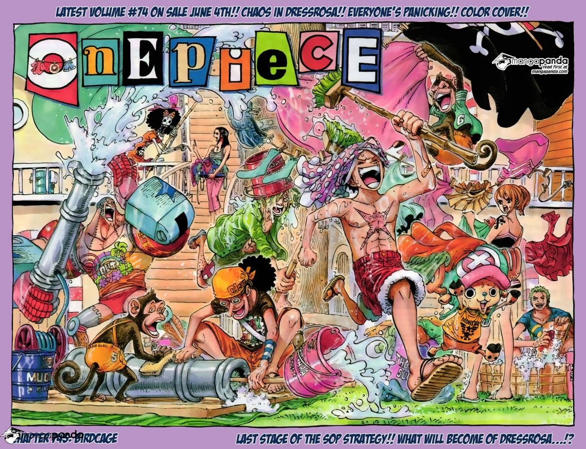 One Piece - Đảo Hải Tặc chap 745 page 1 - IZTruyenTranh.com