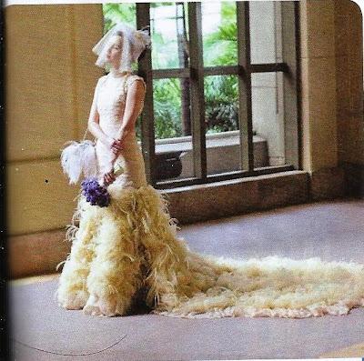 celebrity bride Cheska Garcia