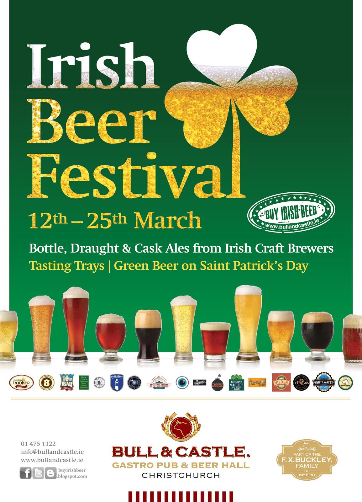 Irish Beer FestivalIrish Beer
