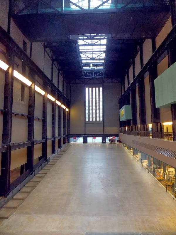 Londes London Tate Modern Museum musée
