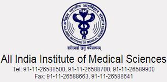 AIIMS Delhi Junior Resident Recruitment 2015, AIIMS JR Application Form 2015, AIIMS Recruitment 2015 For 207 Junior Resident Posts, AIIMS Delhi JR Resident Recruitment Cut Off Marks
