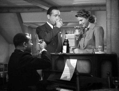 Top Ten Image: Iconic film: Casablanca (1942)