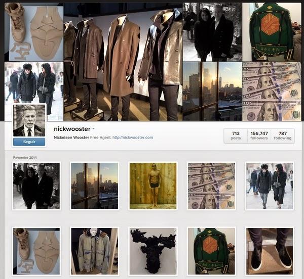 Instagram Moda Masculina