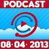 Chupim - Podcast - 08/04/2013