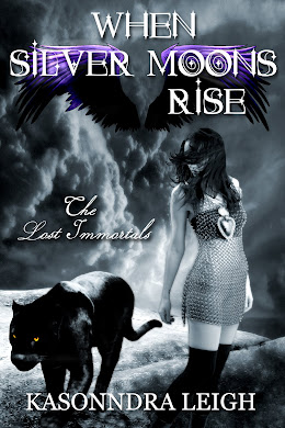 When Silver Moons Rise Lost Immortals Book Two