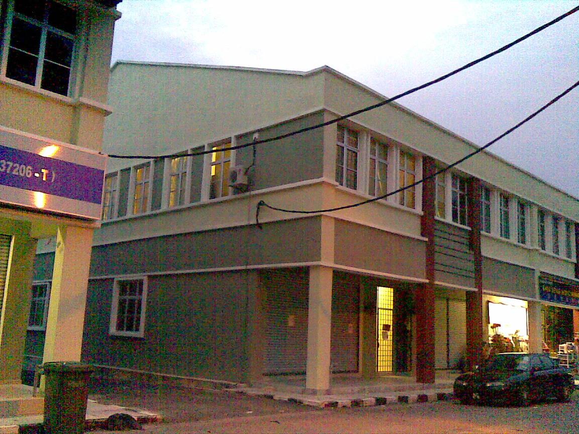 Homestay Hostel Endlot Rumah Kedai