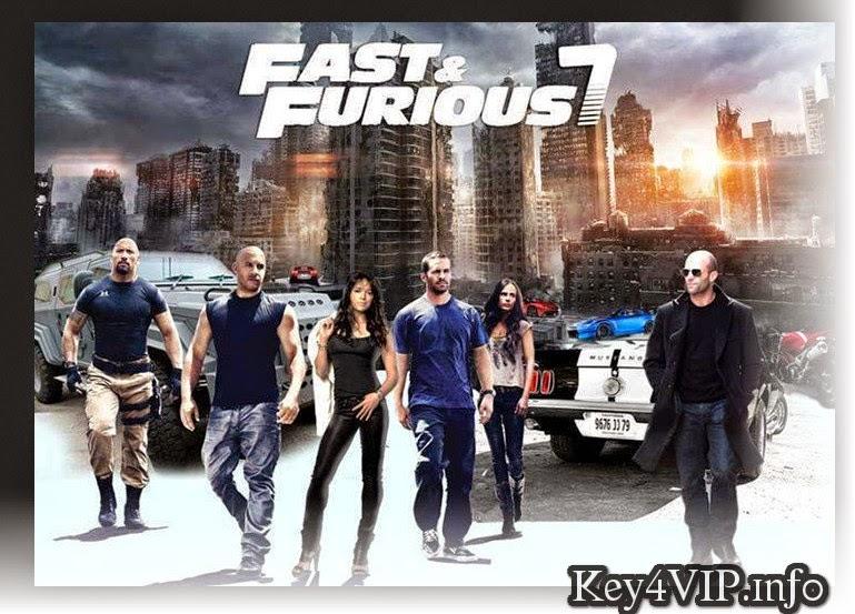 Fast and Furious 7 2015 1080P + 720P] - Quá Nhanh, Quá Nguy Hiểm 7 (Bản rõ nét)