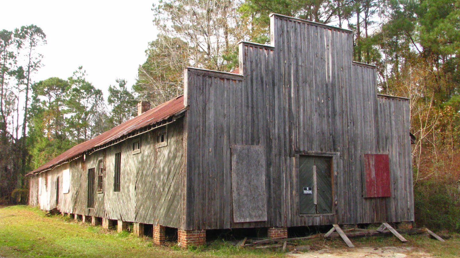 Old Elliotts Landing Building, South Carolina