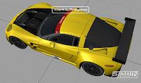 GTR3 Imagenes Corvette C6R 8