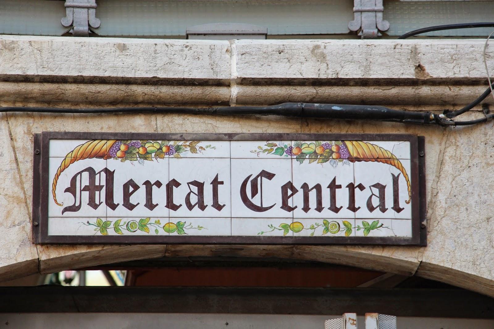 Valencia Mercat Central