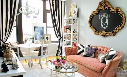Eye For Design Creating Preppy Eclectic Style Interiors