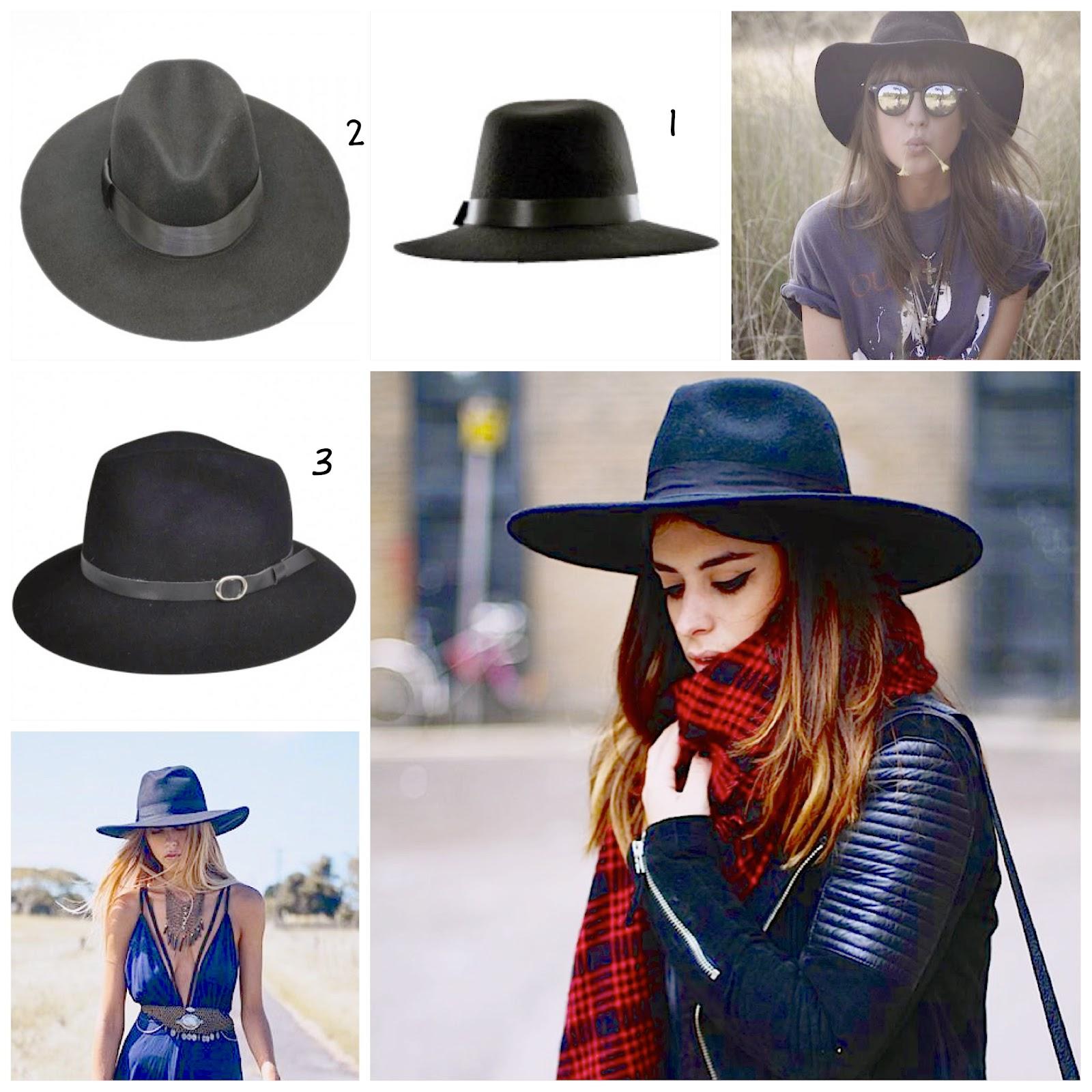 onde comprar chapéu fedora