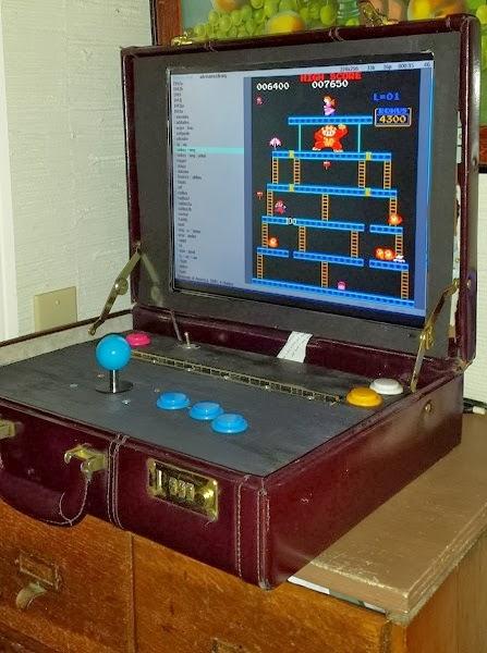 Arcade com Raspberry Pi
