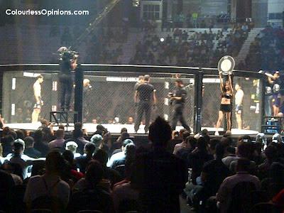 One FC Destiny of Warrior 2012 Kuala Lumpur