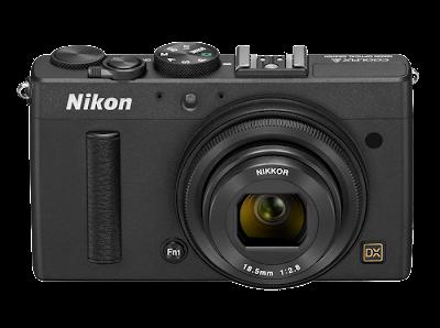 Fotografia della Nikon Coolpix A