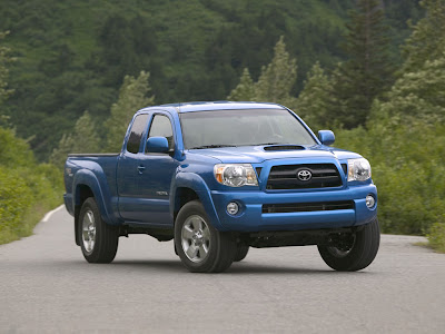 Toyota Tacoma Standard Resolution Wallpaper 3