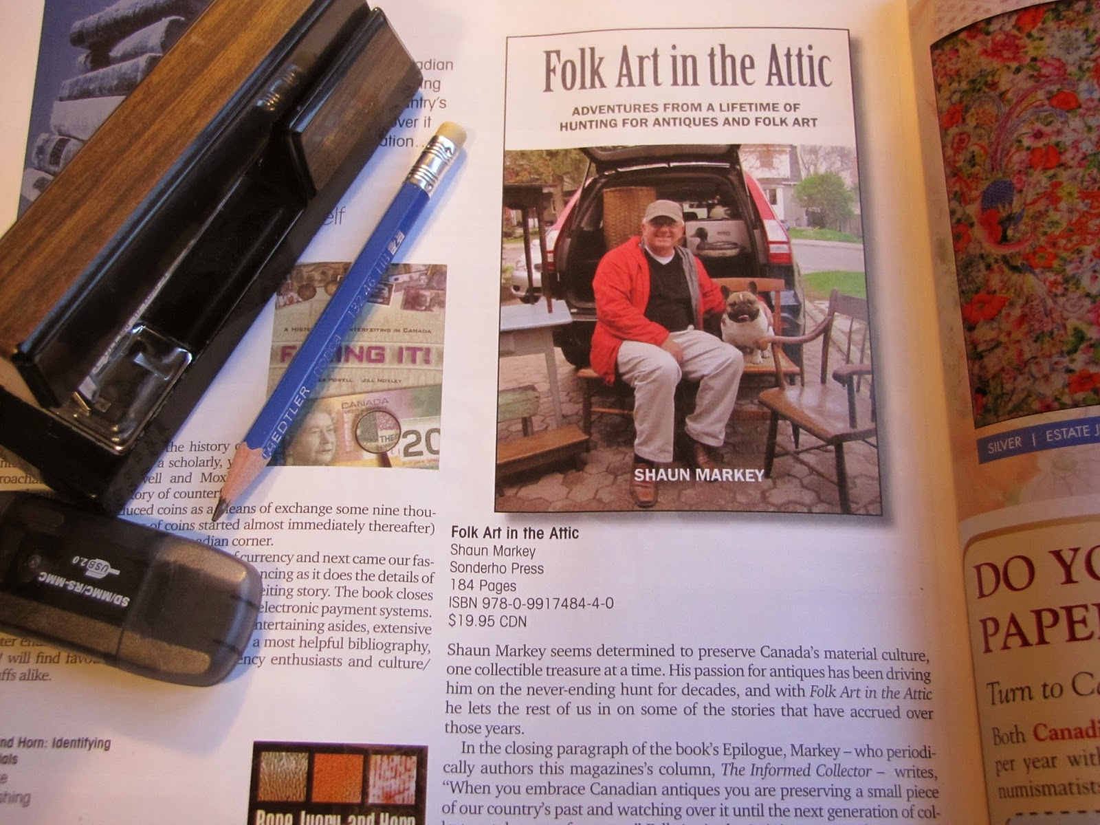 Folk Art in the Attic Canadian Antiques u0026 Vintage Magazine Features Folk Art in the Attic & Folk Art in the Attic: Canadian Antiques u0026 Vintage Magazine Features ...