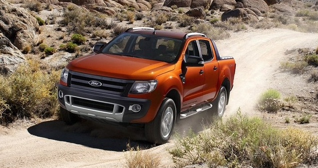 2017 Ford Ranger Powertrain