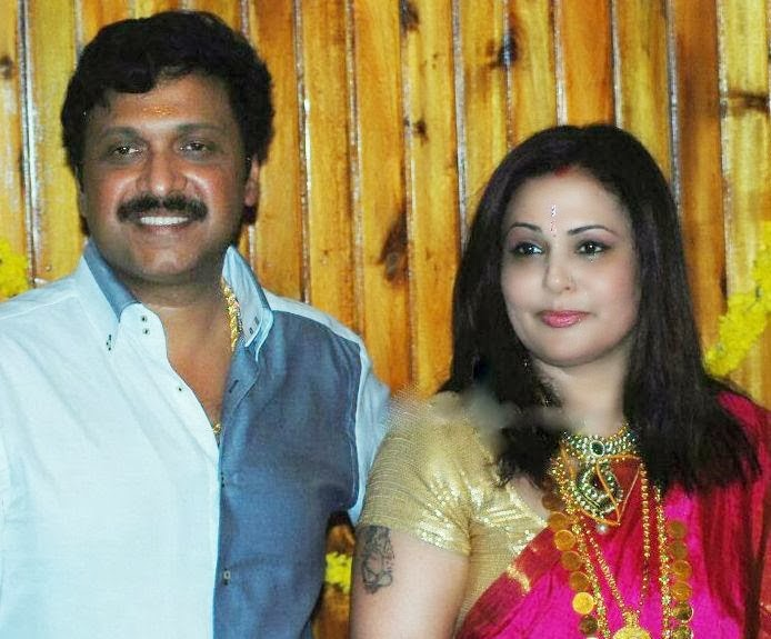 Ganesh Kumar second marriage photos