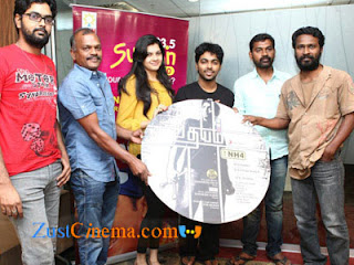 Siddharth's Udhayam NH4 audio launched