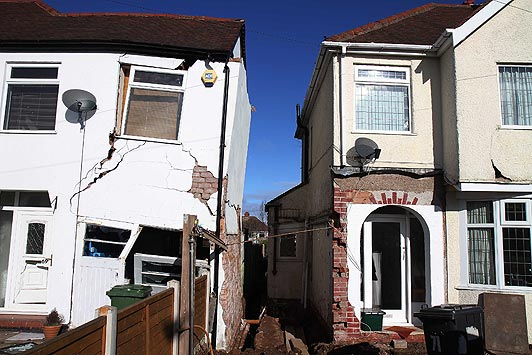 Surveying Property Subsidence Part 2 Factors That