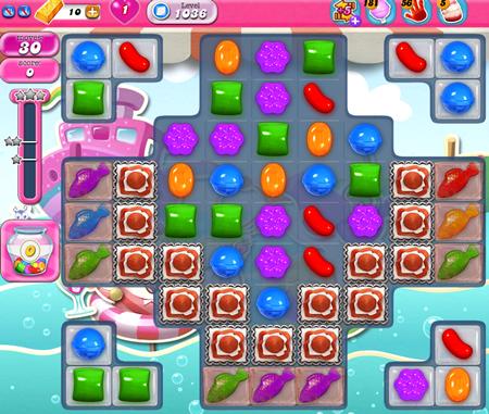 Candy Crush Saga 1036