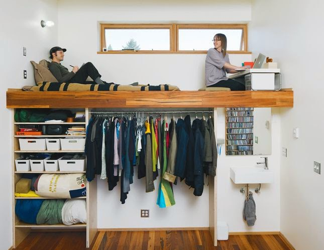 Awesome Adult Loft Bed