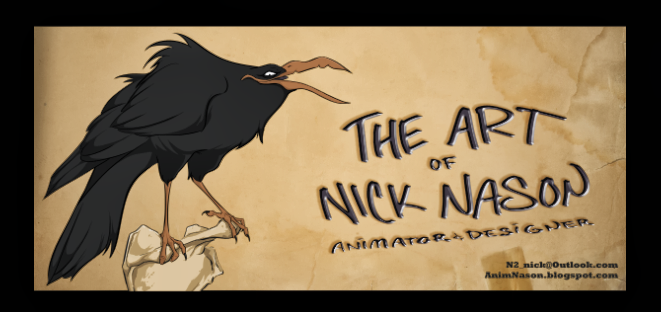 Nick Nason's animation blog