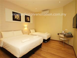 Ipoh Boutique Hotel Interior Design And Renovation Works Hotel