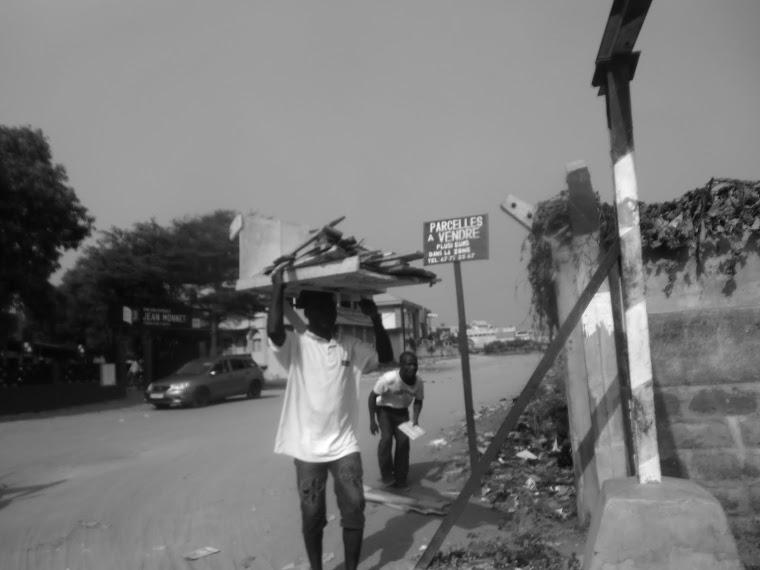CA -parcelle a vendre- cotonou / Benin
