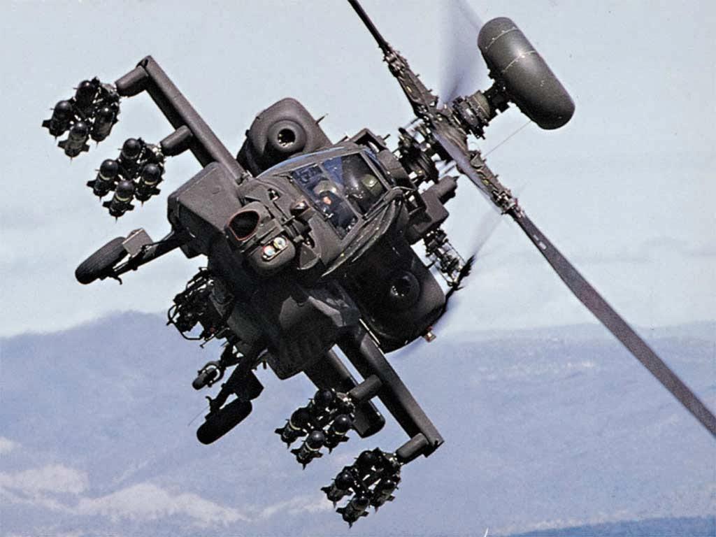 8 Helikopter Tempur AH-64 Apache akan Perkuat TNI AD