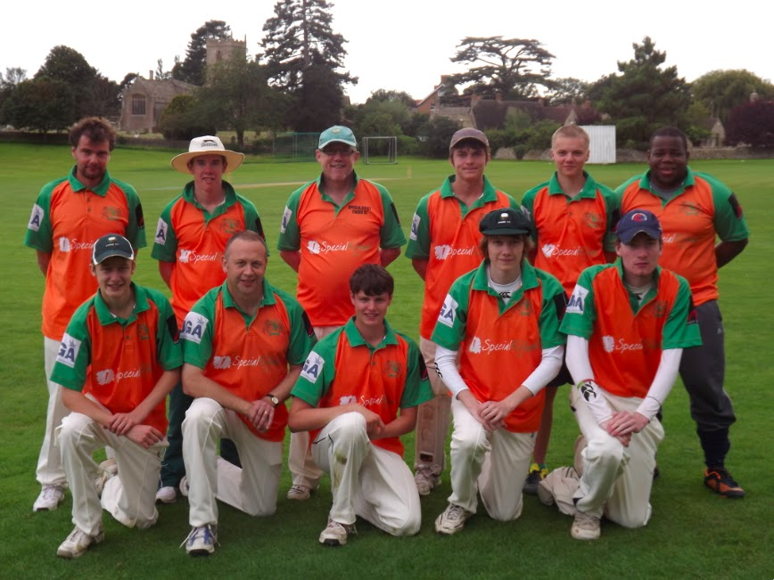 SE Tigers Cricket Club: TIGERS of 2012