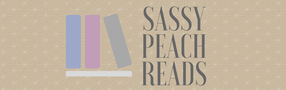 Sassy Peach, Book Blogger