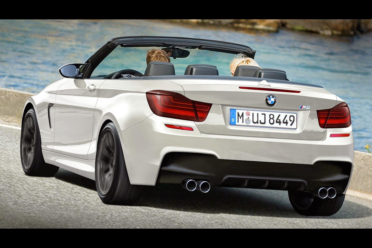 yeni araba modelleri bmw m2 convertible. Black Bedroom Furniture Sets. Home Design Ideas