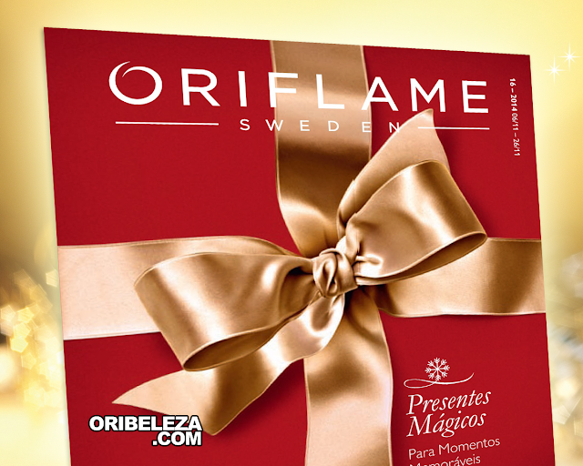 Catálogo 16 de 2014 da Oriflame