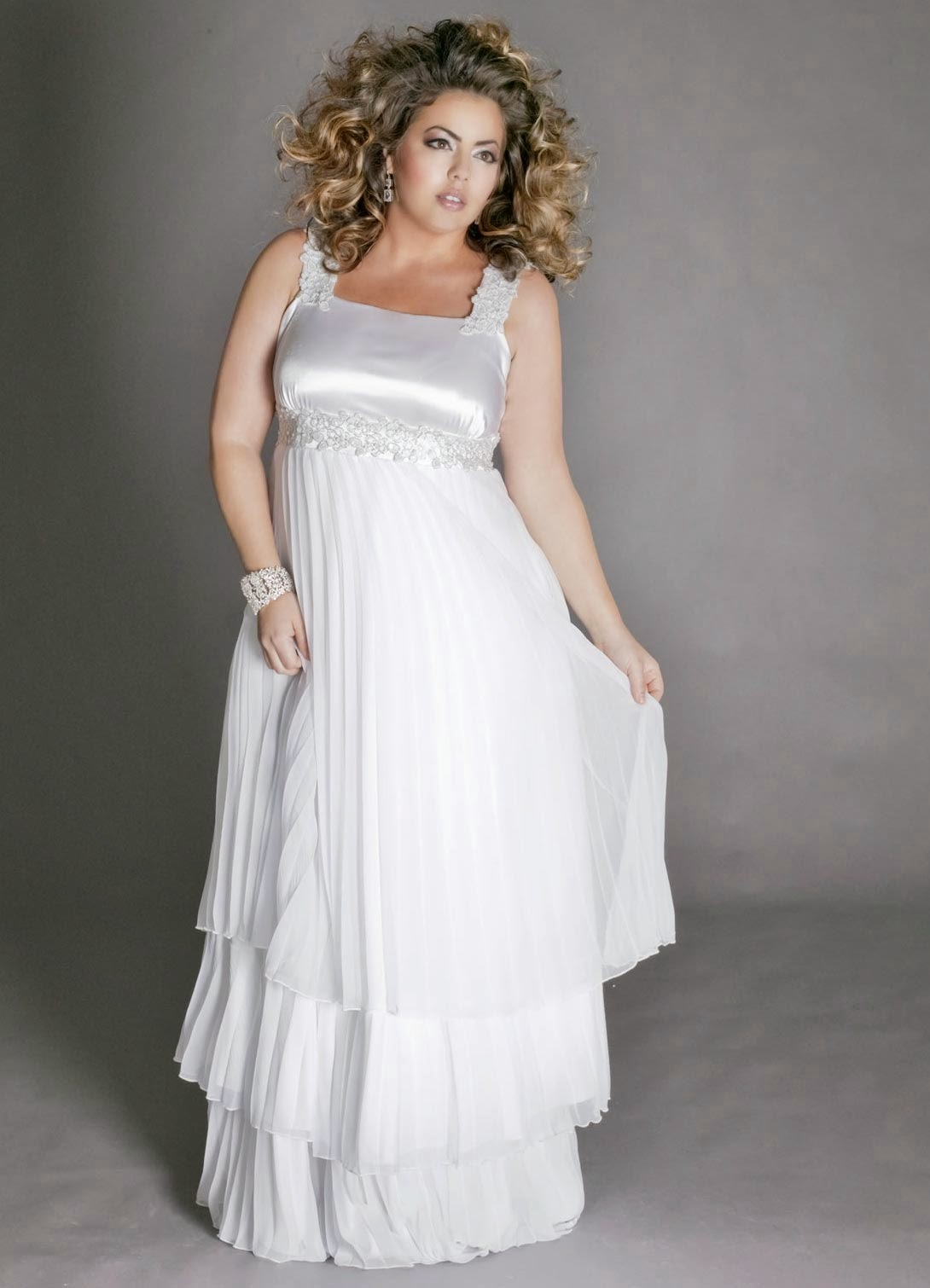 Maternity Wedding Dresses Plus Size
