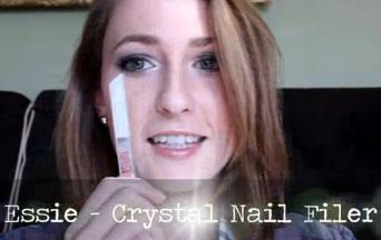 Crystal Nail File