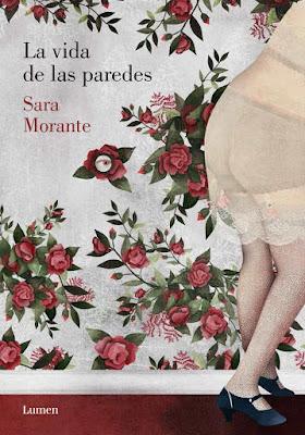 Opinión, Libro, La vida de las paredes, Sara Morante, Portada