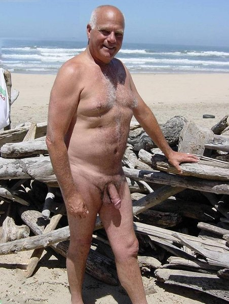 mature old naked men