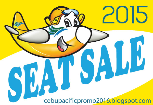 Cebu Pacific Seat Sale November 2015