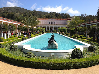 Encountering Ancient Rome in LA: The Getty Villa