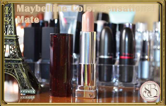 Somando Beleza, Maybelline, Batom 202 Color Sensational