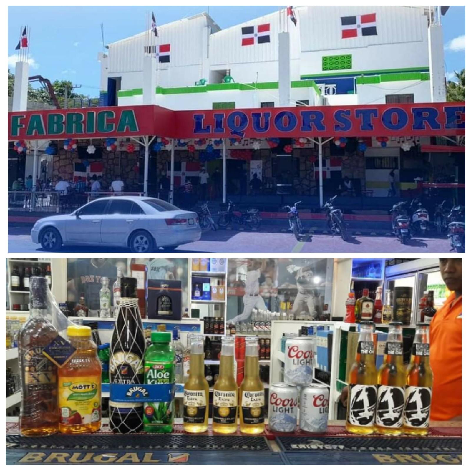 La Fábrica Liquor Store