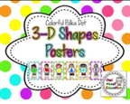 http://www.teacherspayteachers.com/Product/3D-Shapes-Posters-Bright-Polka-Dot-1299757