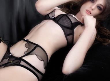 lingerie agent provocateur sexy noire