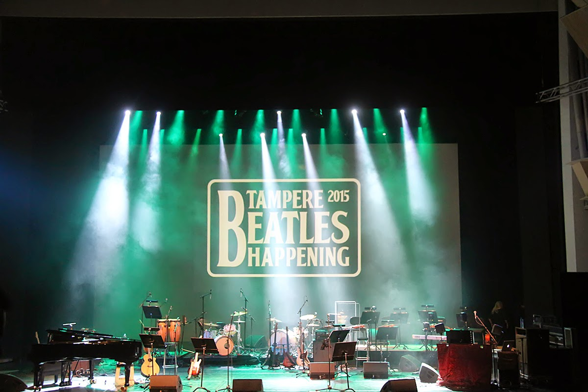 Tampere Beatles Happening 2015