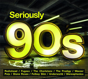 VA - Seriously 90s (2013) MP3