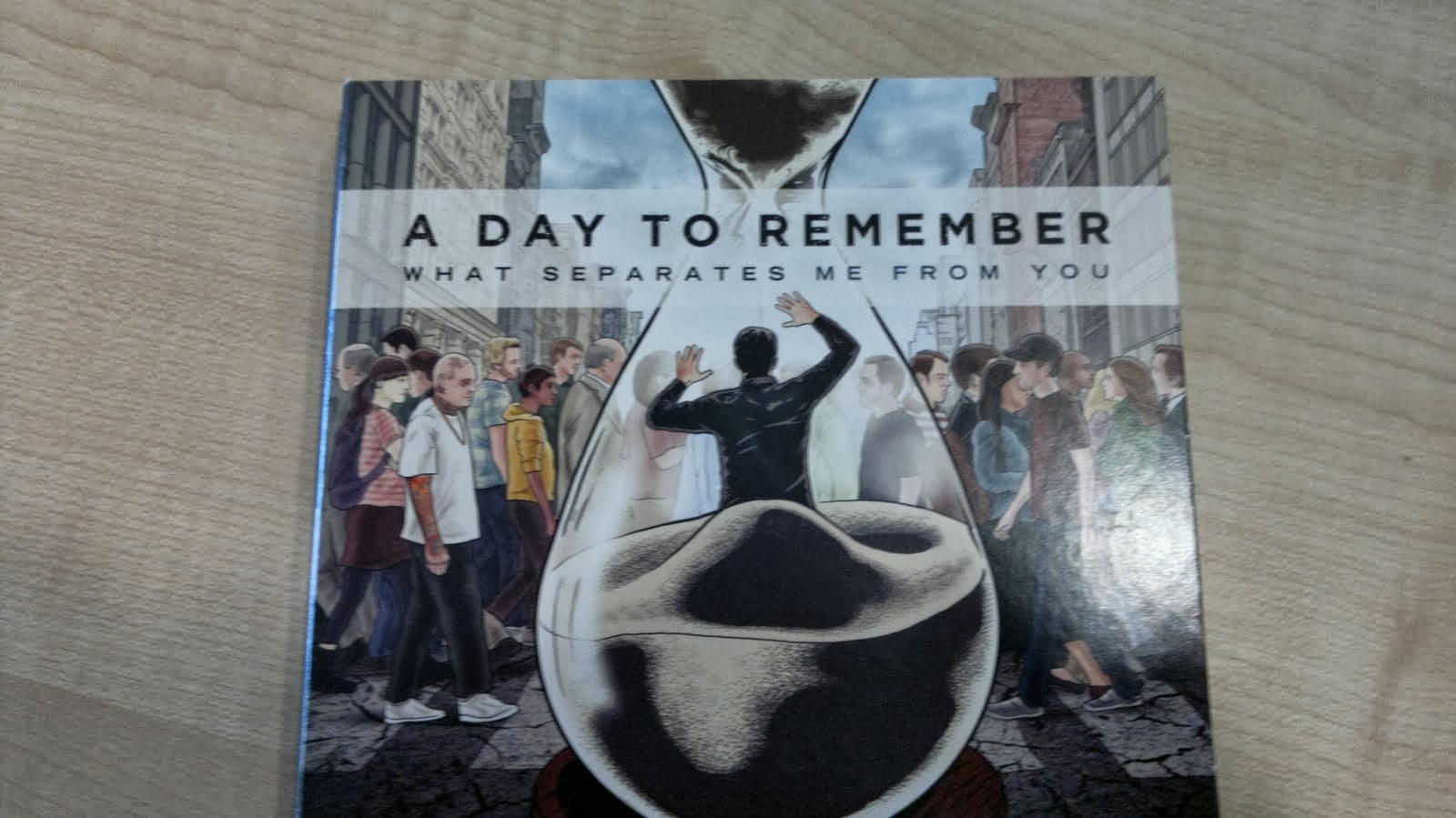 Gallery For - A Day To Remember What Separates Me From You Album CoverWhat Separates Me From You Album Cover
